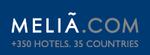 Offres et les réductions chez Meliá Hotels International